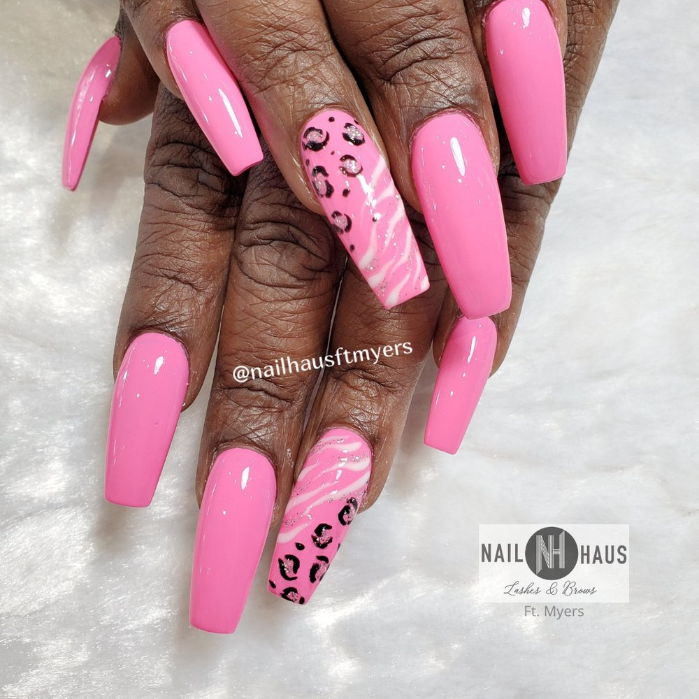Nail Haus - Lashes & Brows  Claimed: 11601 S Cleveland Ave, Fort Myers, FL