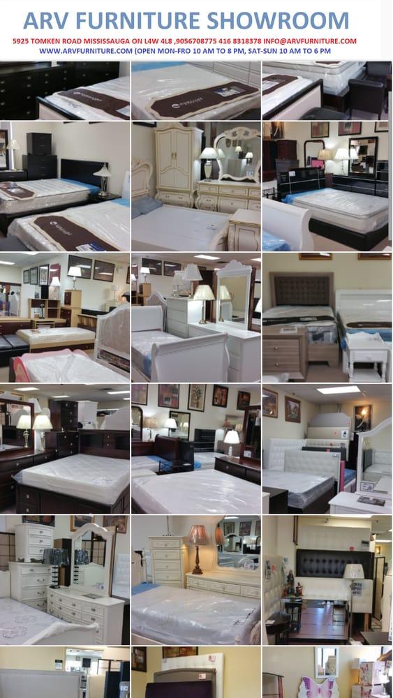 ARV Furniture Mississauga Showroom
