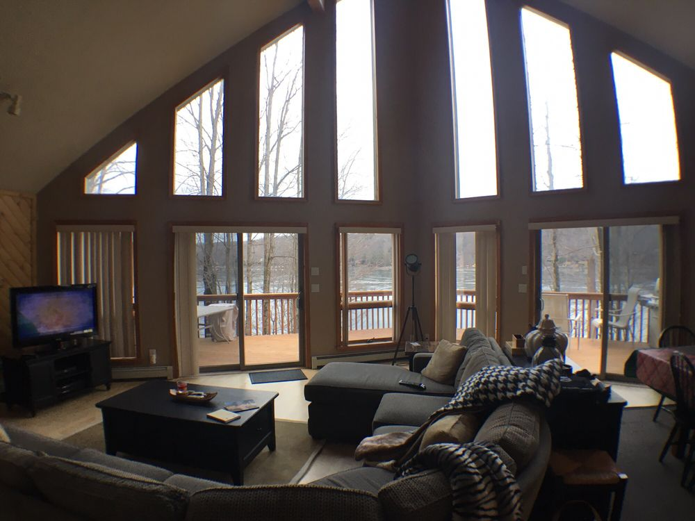 Photo Of Lakeside Home Rentals   Lake Ariel, PA, United States. Beautiful  Spacious