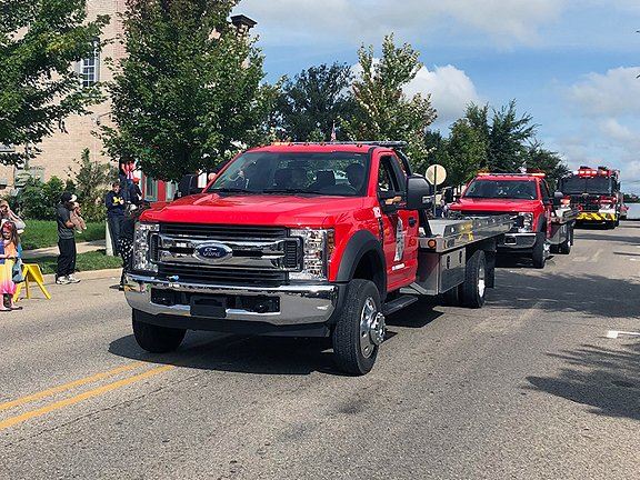 Sparta Towing & Recovery - Main: 100 Loomis St, Sparta, MI