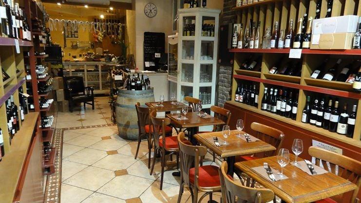 Restaurant Rue Pernety
