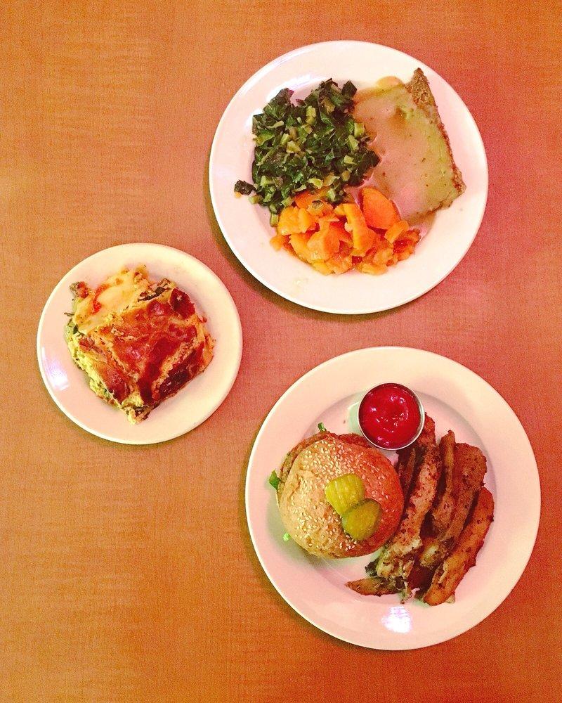 Soul Vegetarian Restaurant: 652 N Highland Ave NE, Atlanta, GA