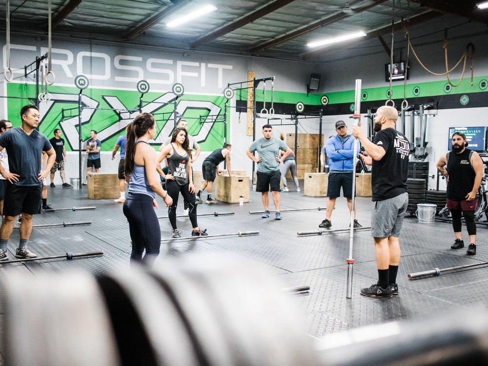 CrossFit RXD