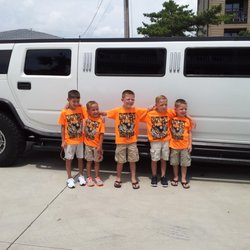 Photo Of Ritz Limousines Myrtle Beach Sc United States Birthday Party