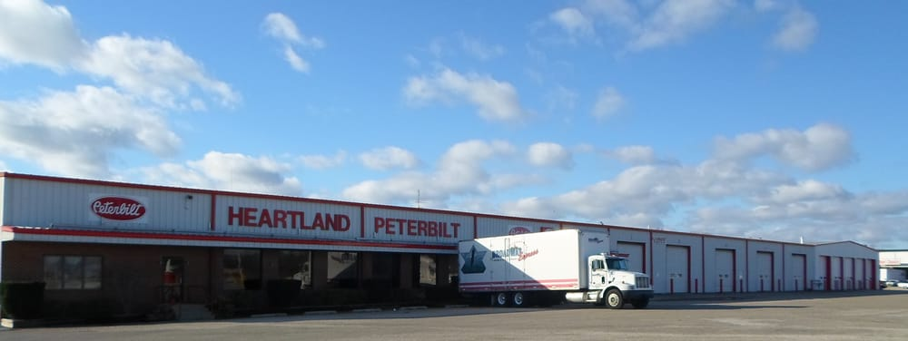 Heartland Peterbilt: 1901 W Evergreen Ave, Effingham, IL