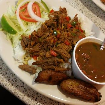 Mi Recuerdo Colombian Mexican Restaurant Houston Tx