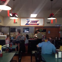 Photo Of Z Town Cafe Zelienople Pa United States Dining Area