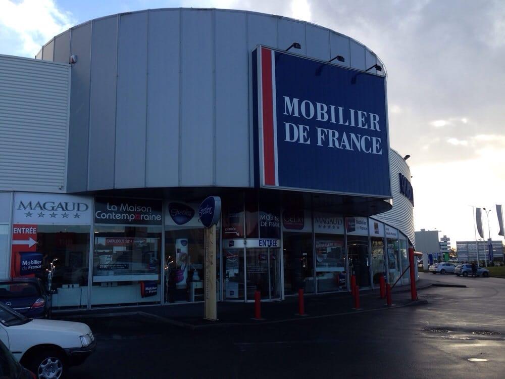 Mobilier de france 10 photos magasin de meuble zac - La croix blanche magasin ...