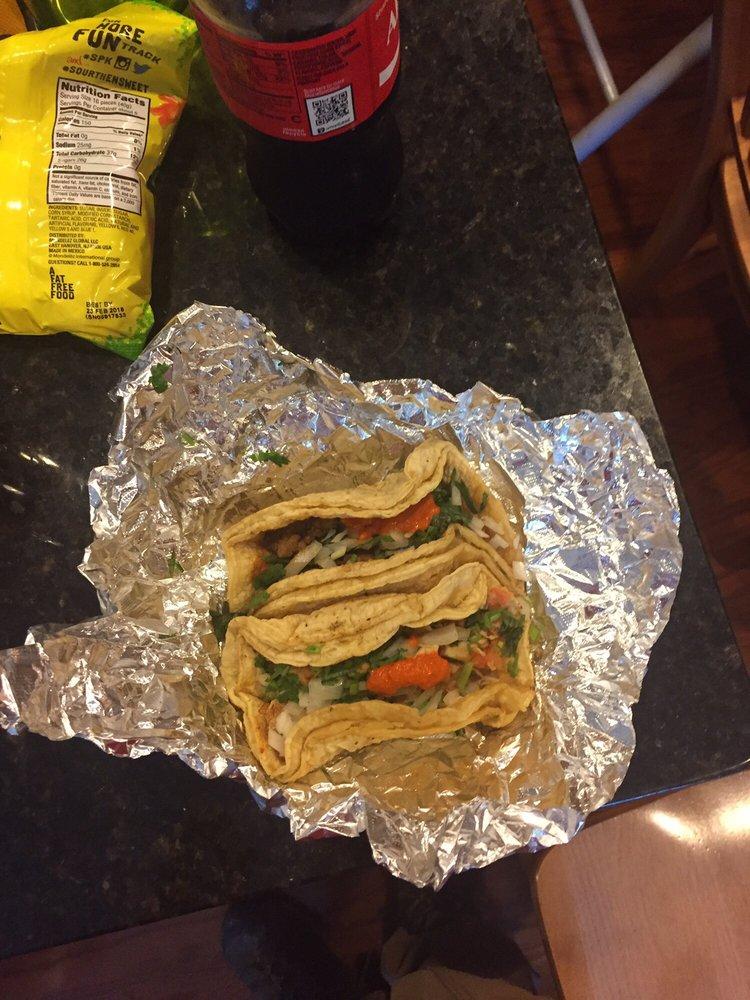 Taco Macho: 5320 Atlanta Hwy, Alpharetta, GA