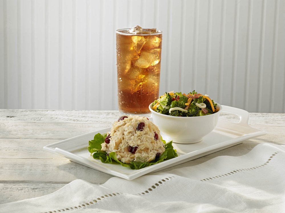 Chicken Salad Chick: 1345 Opelika Rd, Auburn, AL