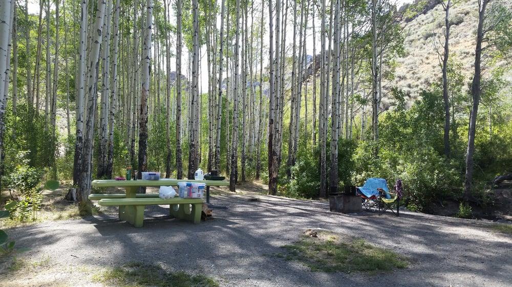 Water Canyon Recreation Area: 5100 E Winnemucca Blvd, Winnemucca, NV
