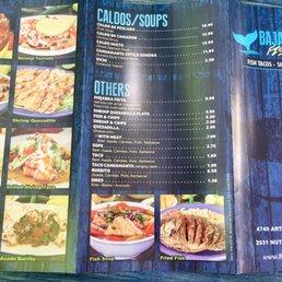 Photos for baja california fish tacos yelp for Baja fish tacos menu