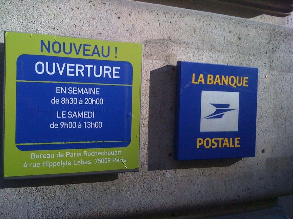 la poste oficinas de correos 4 rue hippolyte lebas 9 me par s paris francia yelp. Black Bedroom Furniture Sets. Home Design Ideas
