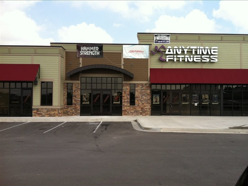 Photo of Anytime Fitness: Nicholasville, KY