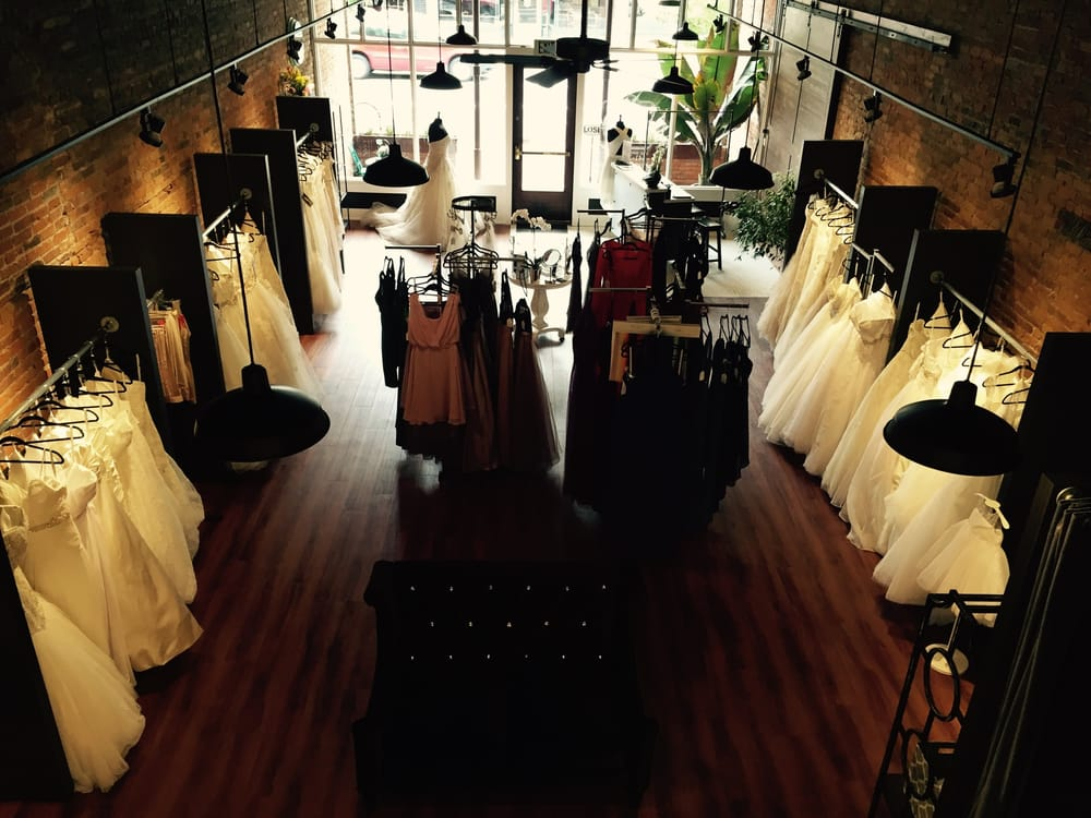 Merrime Bride & Soiree: 211 1st Ave W, Albany, OR