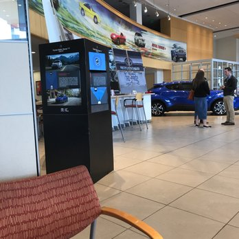 Charming Photo Of Butler Toyota Of Macon   Macon, GA, United States. Lobby Of