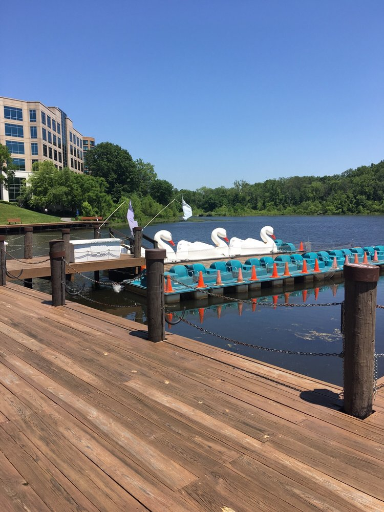 Downtown Columbia Lakefront: 10275 Wincopin Cir, Columbia, MD
