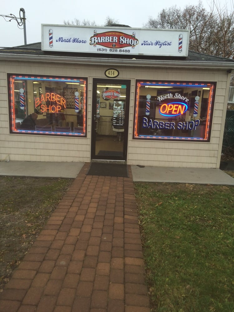 NorthShore  Barber Shop: 414 Rt 25A, Mount Sinai, NY