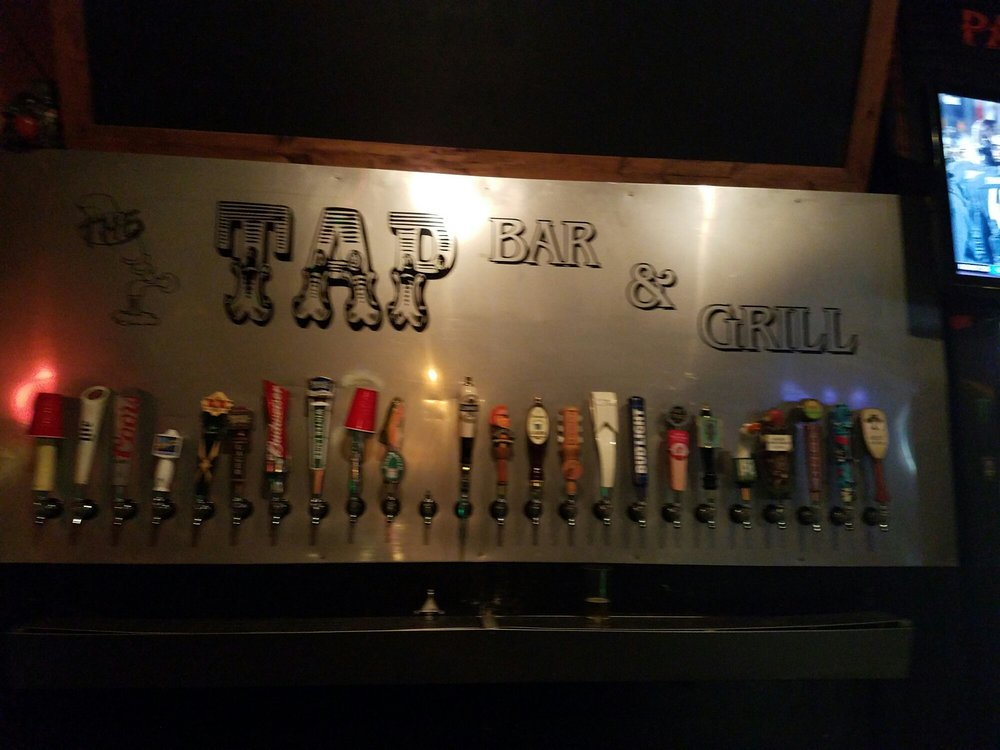 Social Spots from The Tap Bar & Grill