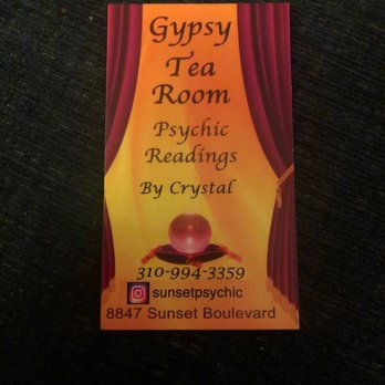 Gypsi Tea Room - 58 Photos & 31 Reviews - Supernatural
