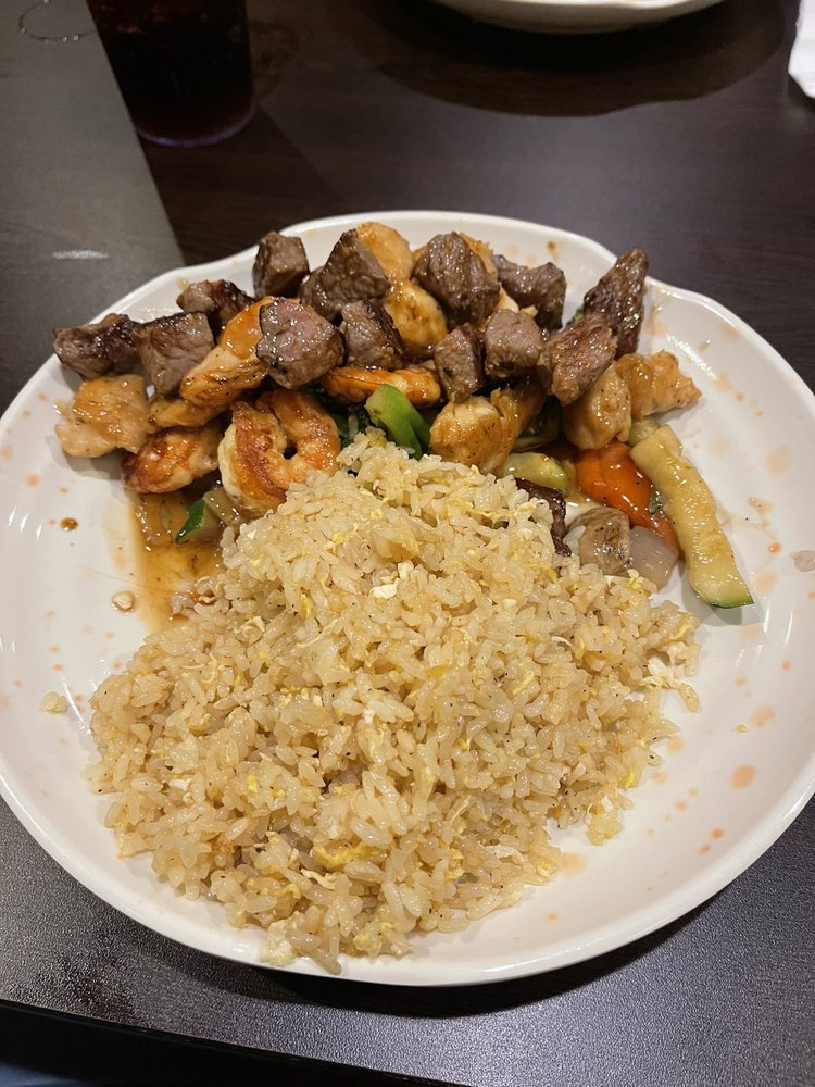Tokyo Sushi Steakhouse: 1815 East Jackson Blvd, Jackson, MO