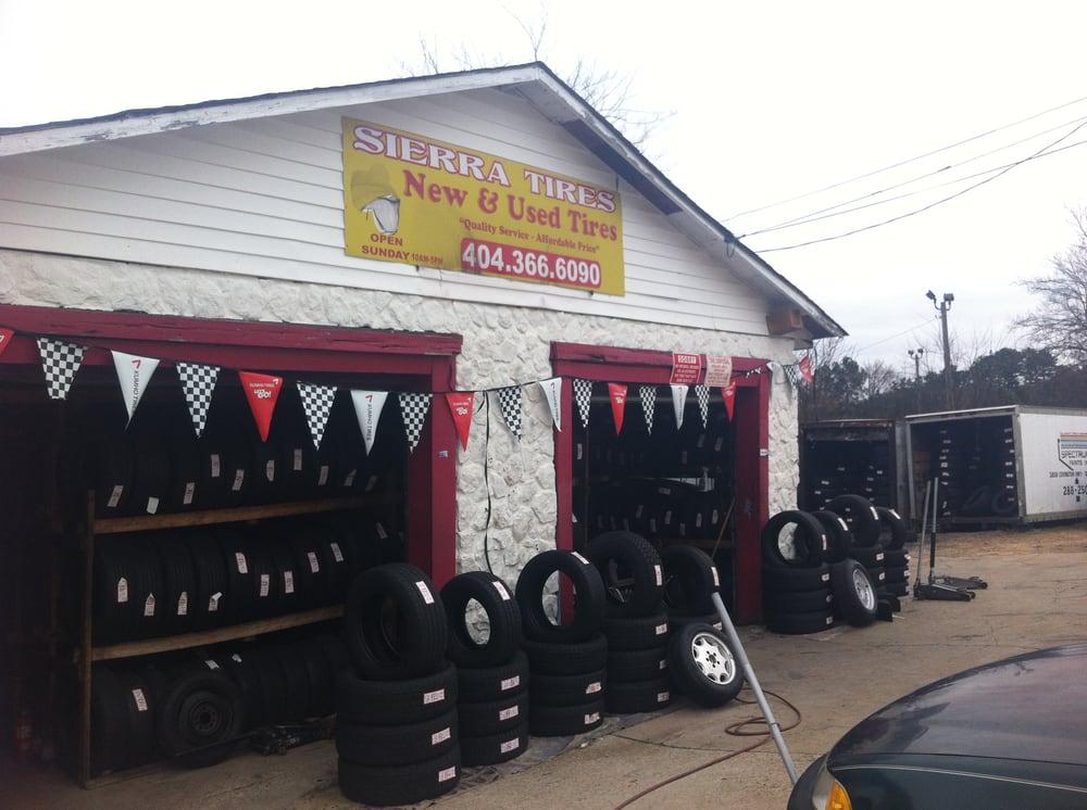 Sierra Tires Tires 5328 N Pkwy Morrow Ga Phone Number Yelp