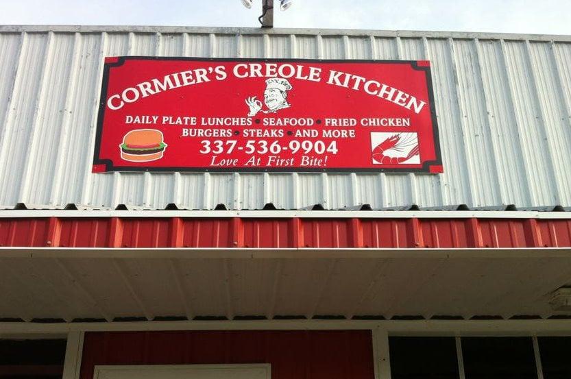Cormier's Creole Kitchen: 303 Main St, Gueydan, LA