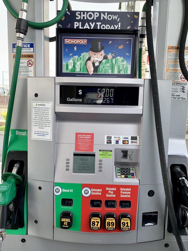 Safeway Gas Station