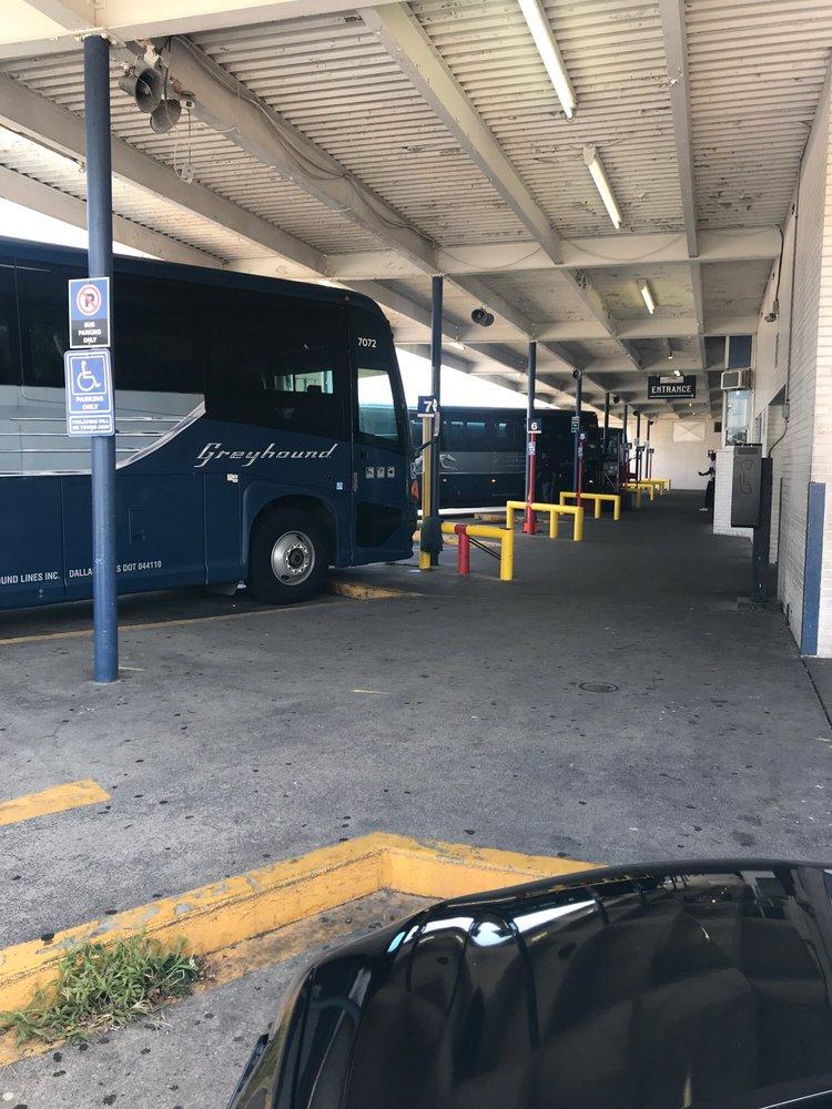 Greyhound Bus Lines: 701 Monticello Avenue, Norfolk, VA