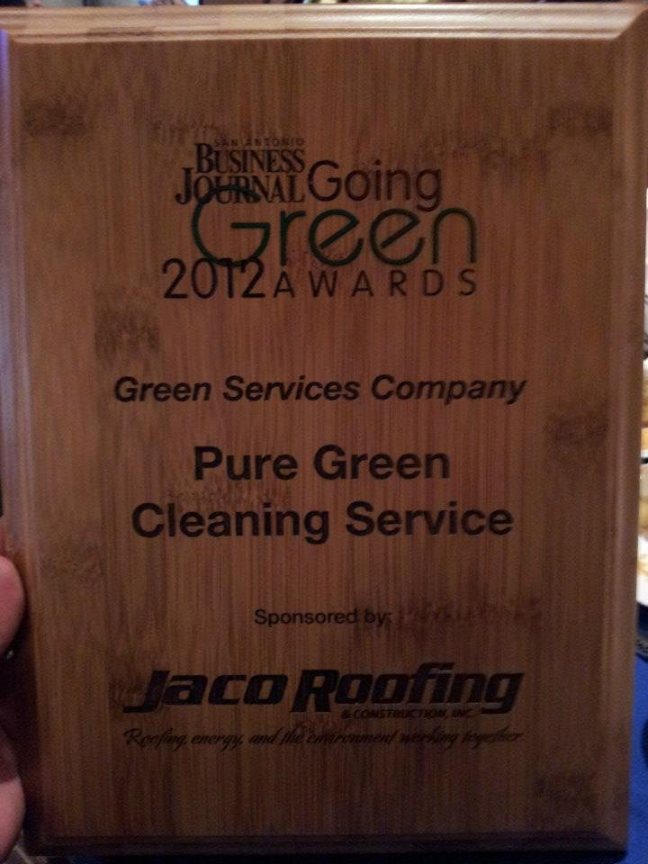 Pure Green Cleaning Service