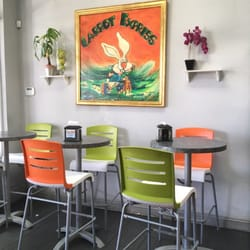 Carrot Express Miami Beach Fl