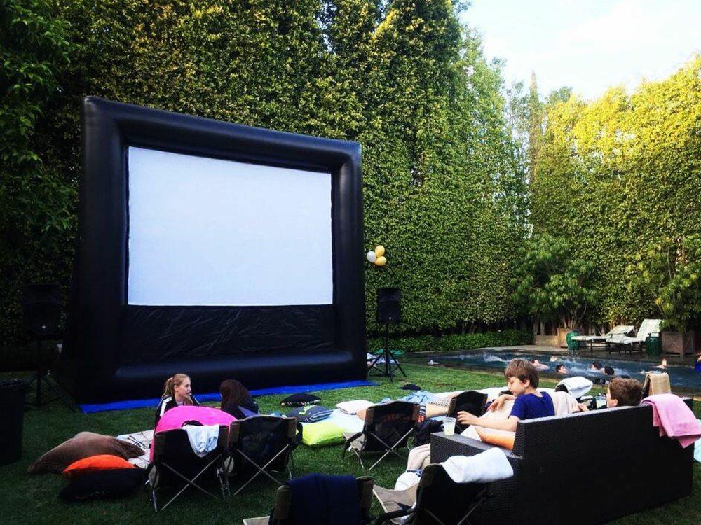Adapt Inflatable Cinema Rentals: Fresno, TX