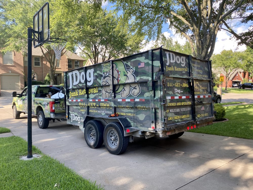 JDog Junk Removal and Hauling: Colleyville, TX