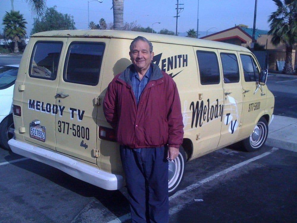 Melody TV Service: 451 April Way, Campbell, CA