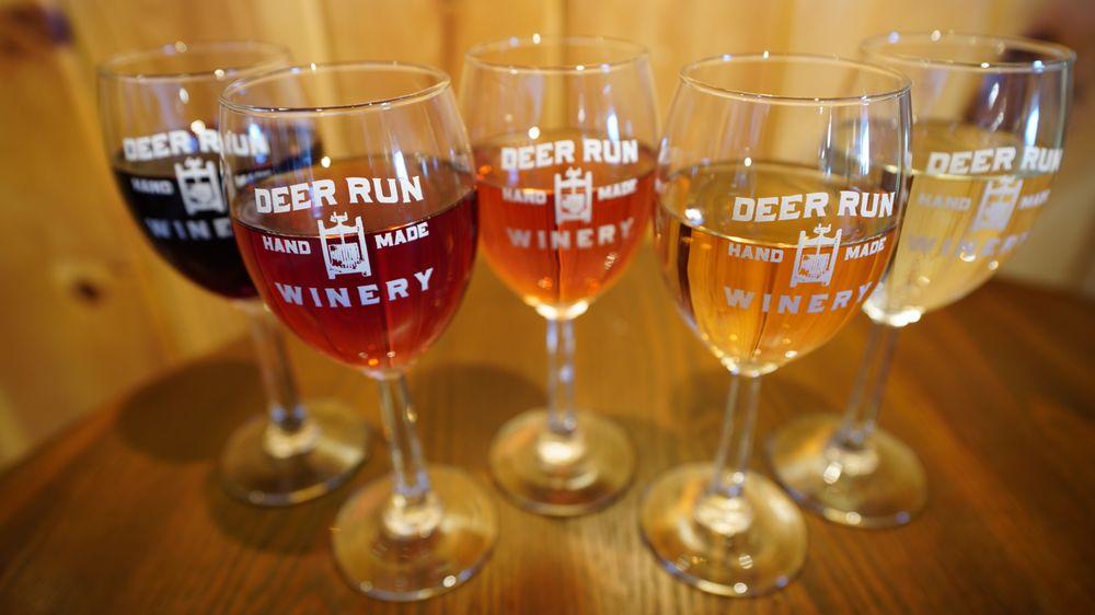 Deer Run Winery: 3772 W Lake Rd, Geneseo, NY
