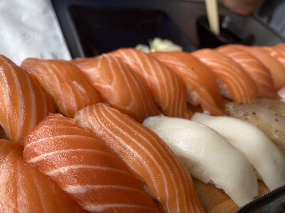 Food from Vanilla Fish - Riverside