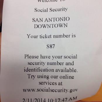 Photo Of Social Security   San Antonio, TX, United States. Itu0027s Going To