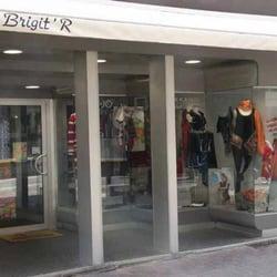 Brigit'R - Women's Clothing - 62 rue Chaussade, Puy en Velay