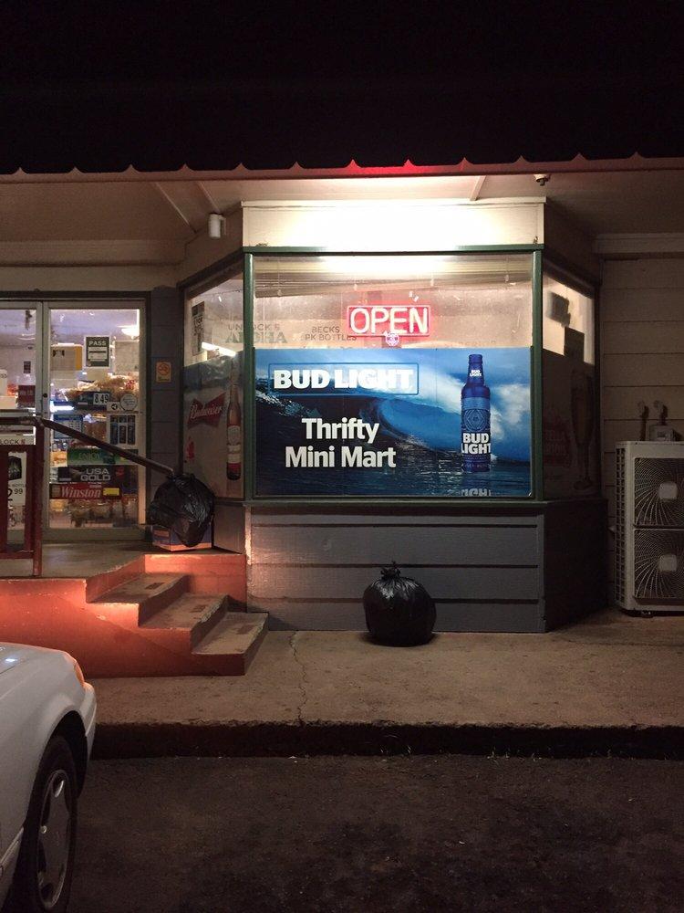Thrifty Mini Mart: 8240 Kekaha Rd, Kekaha, HI