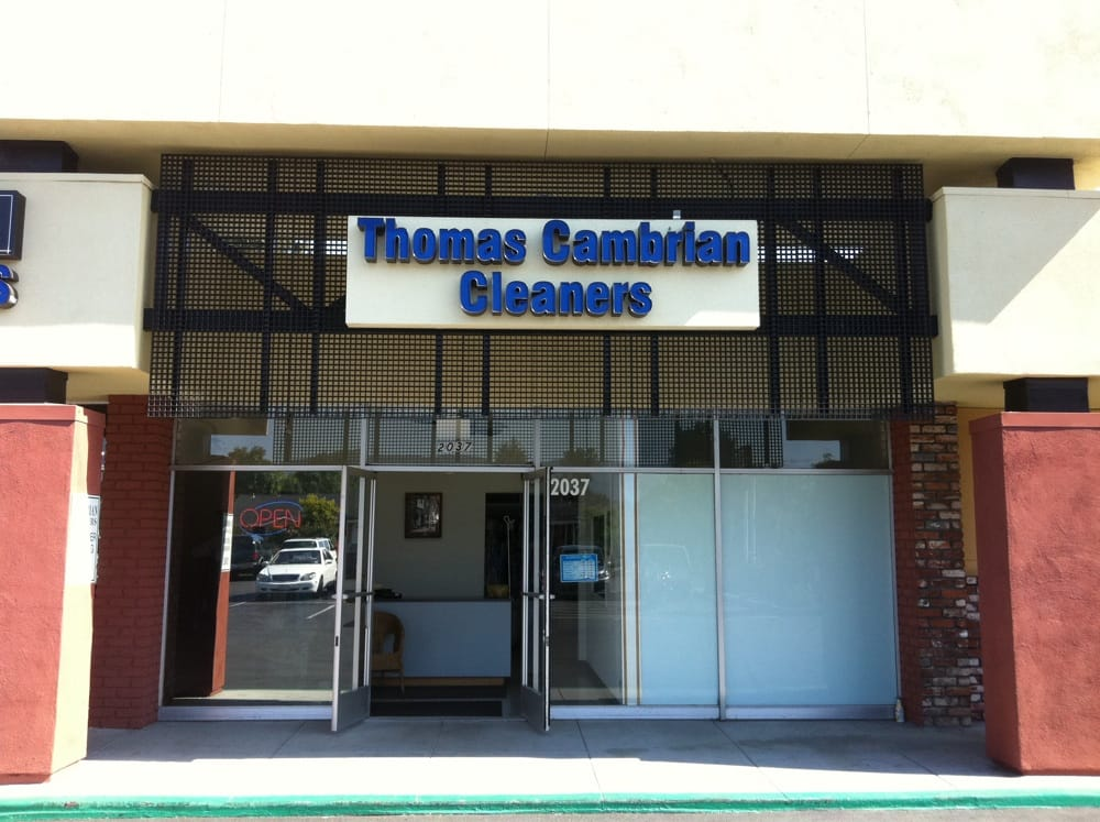 Thomas Cambrian Cleaners: 2037 Woodard Rd, San Jose, CA