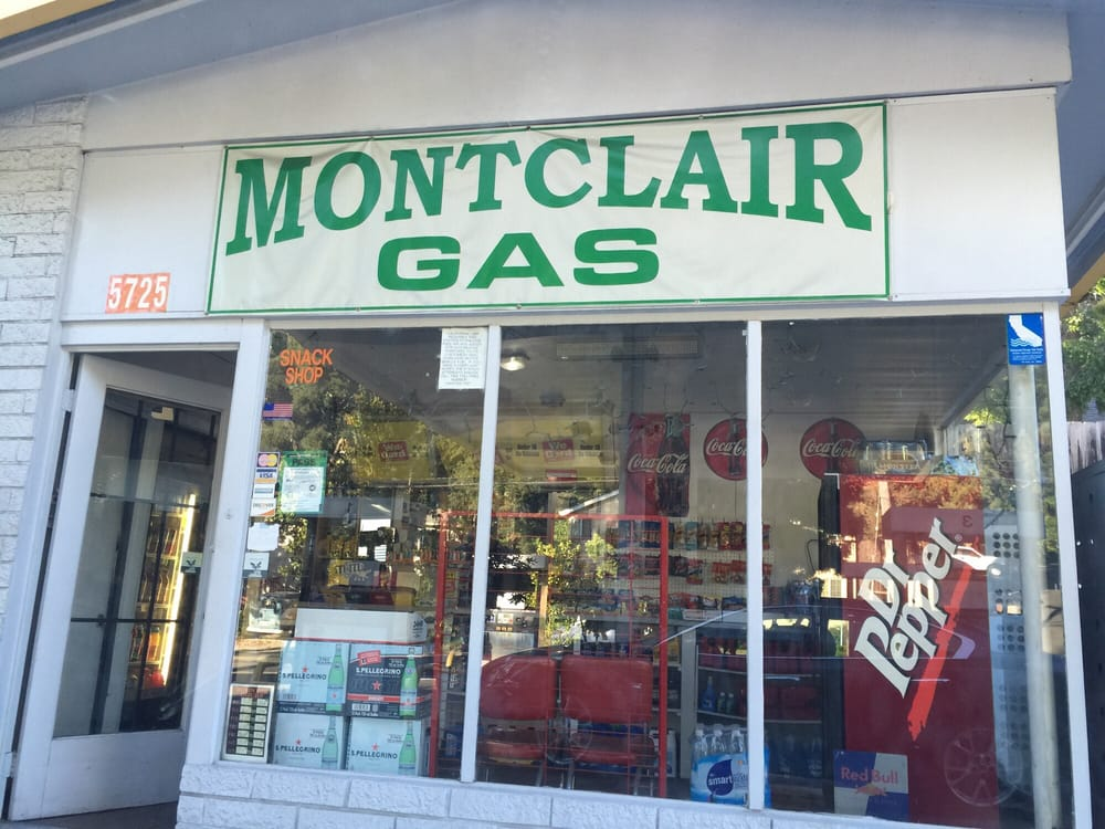 Montclair Gas & Autocare