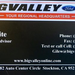 Big Valley Ford >> Big Valley Ford 23 Reviews Car Dealers 3282 Auto Center Cir