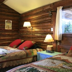 Photo Of Log Cabin Motel Pinedale Wy United States