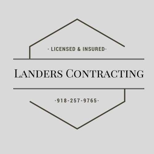 Landers Contracting: 13731 E 450 Rd, Claremore, OK