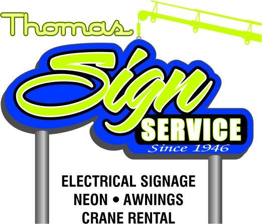 Thomas Sign Service: 1510 Fair Ln, Manhattan, KS