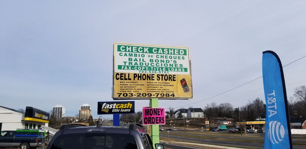 Check Cash