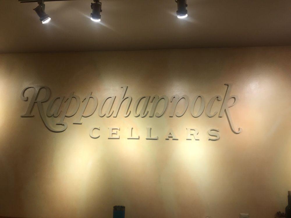 Rappahannock Cellars: 14437 Hume Rd, Huntly, VA