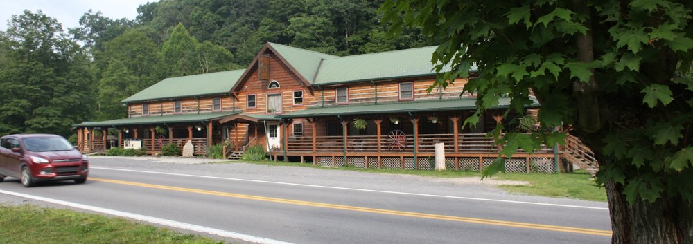 The BrazenHead: 29096 Seneca Trail, Mingo, WV