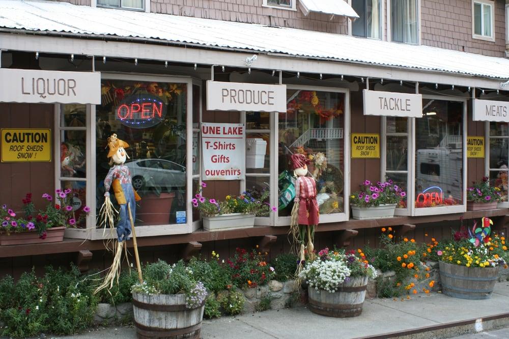 June Lake General Store: 2740 Boulder Dr, June Lake, CA