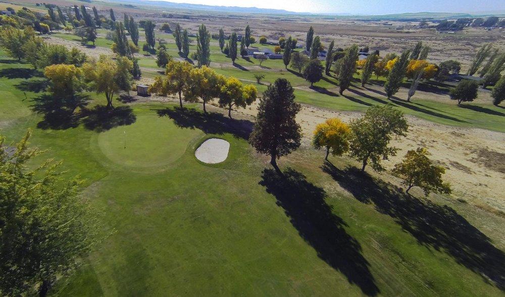Sage Hills Golf Club & RV Resort: 10400 Sagehill Rd SE, Warden, WA